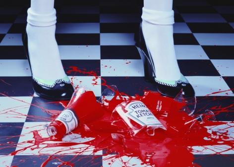 Miles Aldridge - A Drop of Red #2