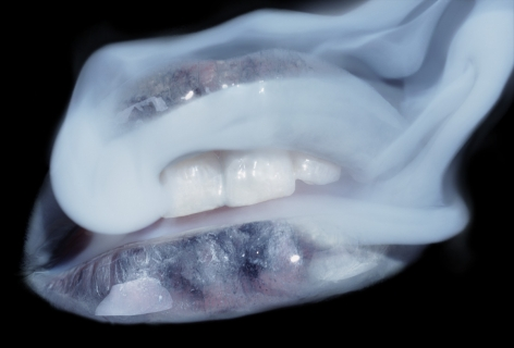 Miles Aldridge- Lip Synch #3