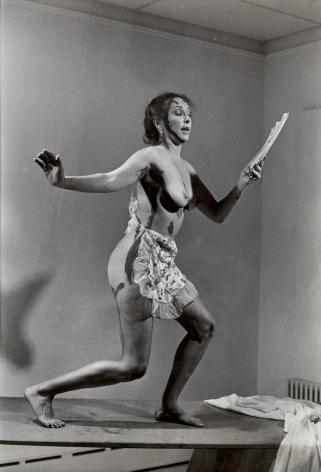 Fred W. McDarrah - Carolee Schneeman