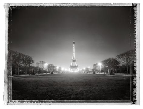 Christopher Thomas- Tour Eiffel IV