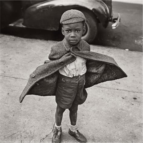 Jerome Liebling - Butterfly Boy