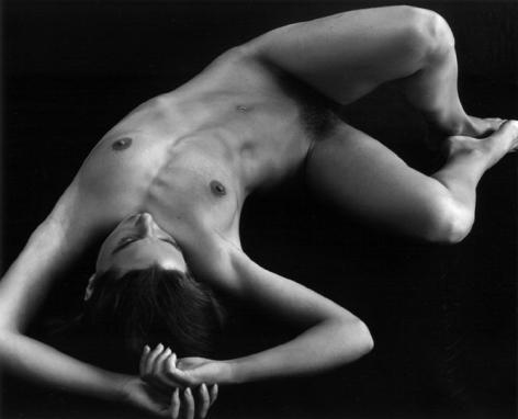Brett Weston- Classic Nude
