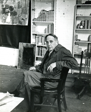 Fred W. McDarrah - Philip Guston