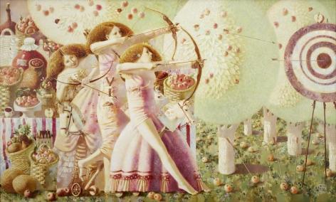 Anna Berezovskaya_Daughters of Robin Hood