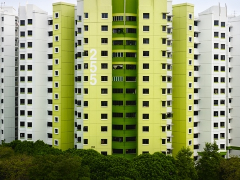 Peter Steinhauer_Block #255, Singapore