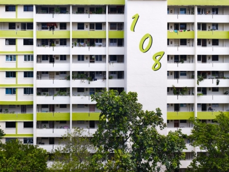 Peter Steinhauer_Block #108, Singapore