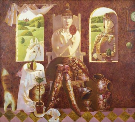Anna Berezovskaya_Iron Lady