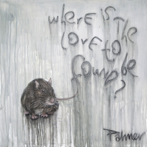 Christian Palmer_Where is the Love to be Found