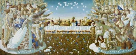 Anna Berezovskaya_Snowballs and Spring