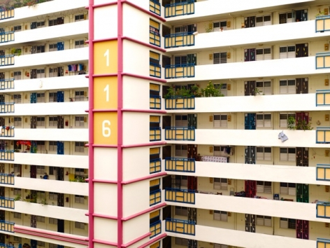 Peter Steinhauer_Block #116, Singapore