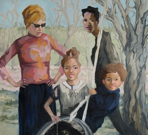 RUTH OWENS, Good Family, 2019