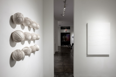 SIDONIE VILLERE III Preserve, [Middle Gallery Installation View]