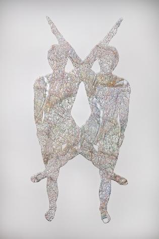 NIKKI ROSATO Untitled (Merged) III, 2015