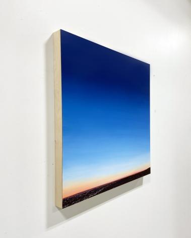 KRISTIN MOORE, Blue Velvet Sunrise (LA), 2021