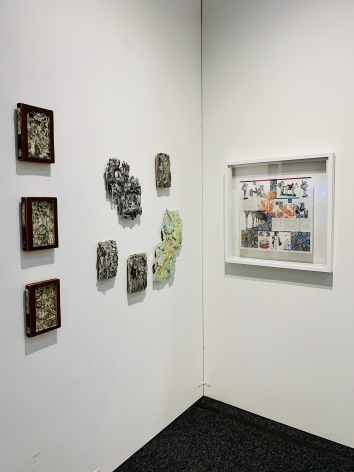 ART ON PAPER 2019, BOOTH #201