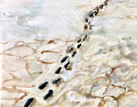 RICHELLE GRIBBLE, Imprints VI, 2018