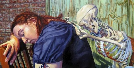 KERRA TAYLOR, Rest My Weary Bones, 2019