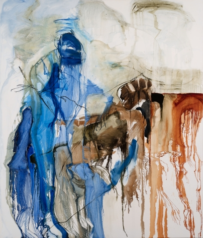 ANASTASIA PELIAS, Pietà I (some people wanna die so they can be free), 2020
