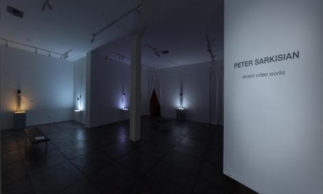 PETER SARKISIAN Recent Video Works