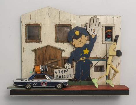KAT FLYN, Stop Police, 2020