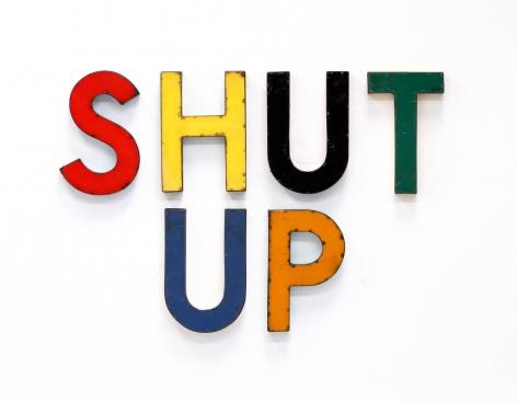 DAVID BUCKINGHAM SHUT UP, 2015