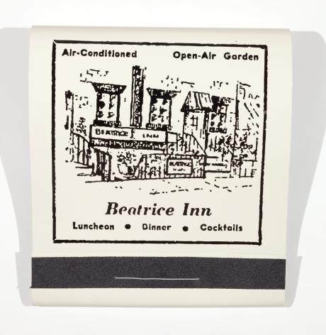 SKYLAR FEIN Beatrice Inn, 2016