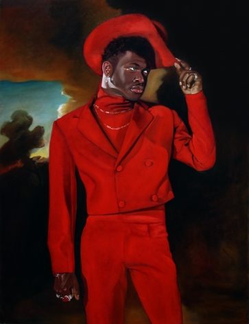 Andrew Norris, Lil Nas X as The Pink Boy, 2020
