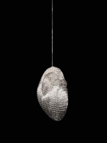ESPERANZA CORTÉS, Corazón Plateado/ Silver Heart, 2012