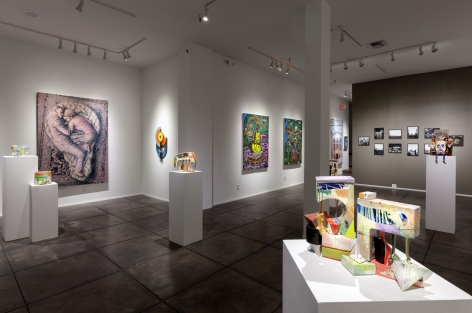 NEW YEAR, NEW ART, recent works by new gallery artists
