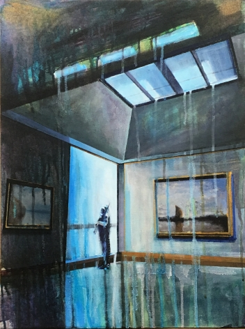 CHRIS BARNARD, Misguided (Northern Light), 2018