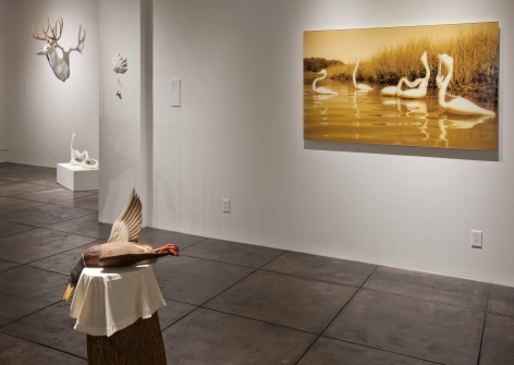 MICHAEL COMBS III Game Room, [Main Gallery Installation View]