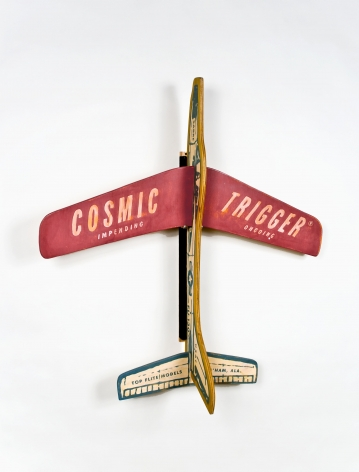 SKYLAR FEIN F86 Sabre (Cosmic Trigger), 2010