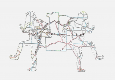 NIKKI ROSATO Connections no. 2, 2012