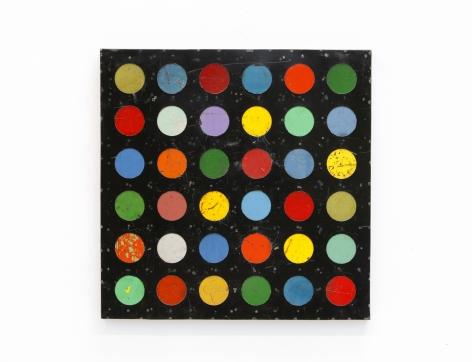 DAVID BUCKINGHAM, Color Study #74 (Knockin' on Heaven's Door), 2012
