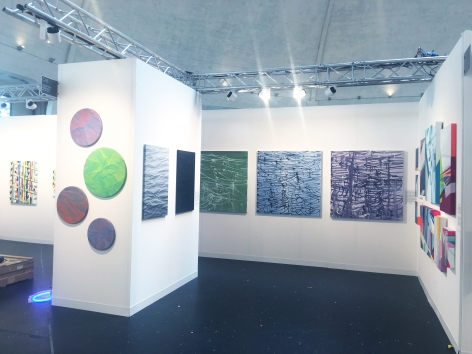 VOLTA12 Art Fair, Basel Switzerland ||| Booth C16