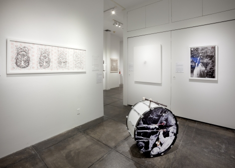 GUNS IN THE HANDS OF ARTISTS III in collaboration with the New Orleans Police Department, City of New Orleans, New Orleans City Council and Youth Empowerment Project, [Main Gallery Installation View]