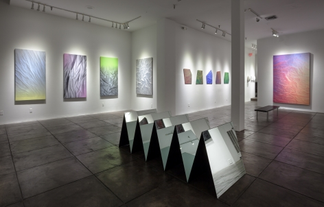 BONNIE MAYGARDEN ||| Desert of the Real, [Main Gallery Installation View]