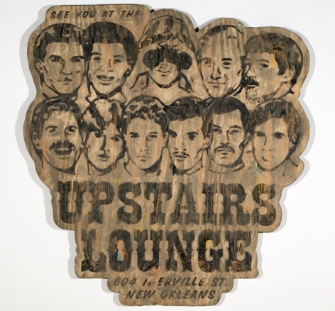 SKYLAR FEIN, See You at the Upstairs Lounge, 2008