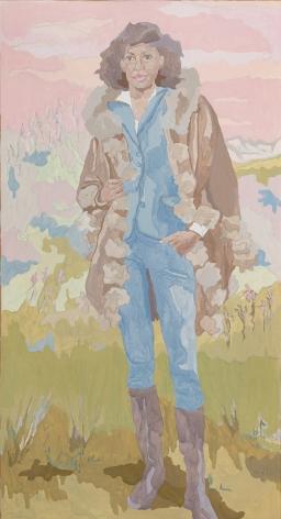 RUTH OWENS, Mountain Hike, study, 2021