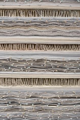 ANITA COOKE Strata (Core Sample I) [detail], 2015