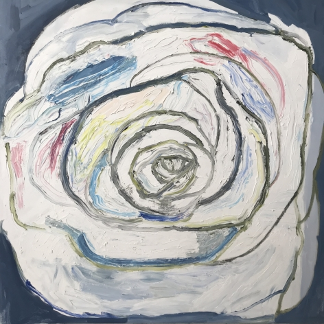 MARGARET EVANGELINE, Coteau Camellia #2, 2020