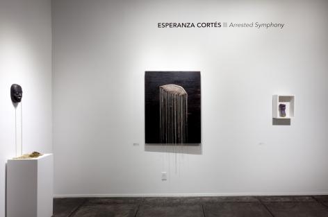 ESPERANZA CORTÉS, Arrested Symphony