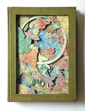 TONY DAGRADI Atlas #2, 2017