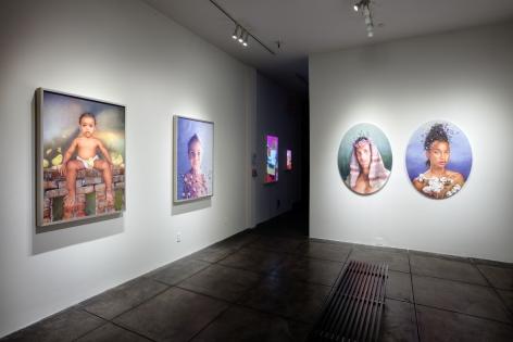 MARGARET MUNZ-LOSCH III Unsung, [Main Gallery Installation View]