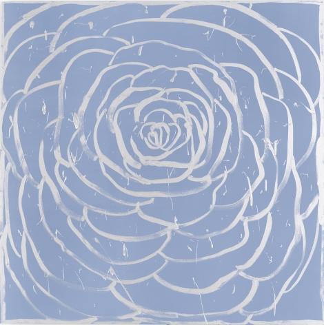 MARGARET EVANGELINE, Ice Camellia, 2020