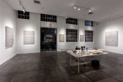 ANITA COOKE|||STRATA [Main Gallery Installation View]