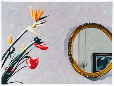 Andrew Lyman, Fake Flowers, 2020