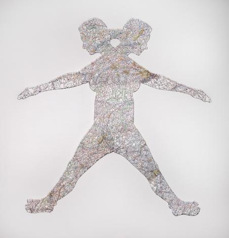 NIKKI ROSATO Untitled (Merged) IV, 2015