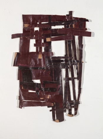 AIMÉE FARNET SIEGEL, Armature in leatherette, 2019