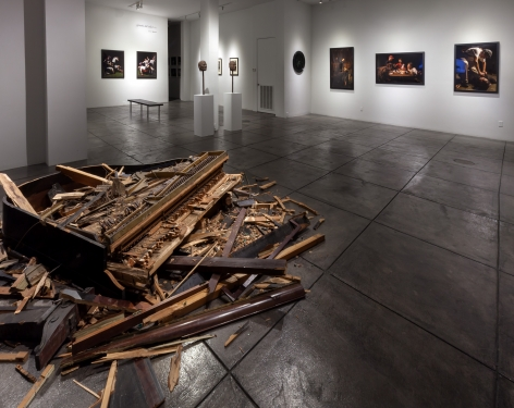 GENERIC ART SOLUTIONS III circa:now, [Main Gallery Installation View]